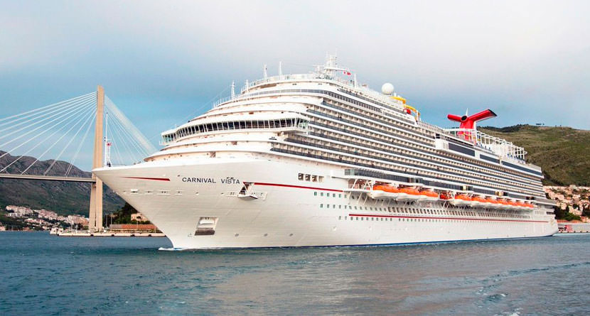 Man Suing Carnival Cruises After Club Impales Him