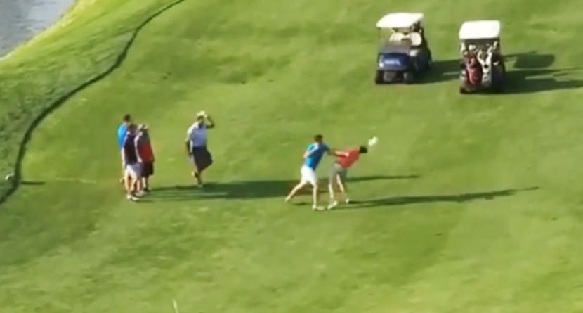 10 Ridiculous Golf Course Altercations