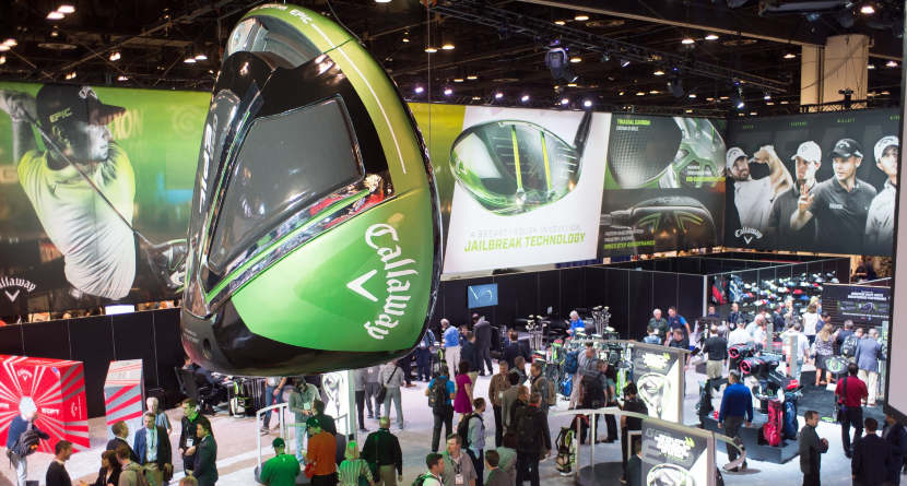 10 Hot Clubs Seen At The 2017 PGA Show