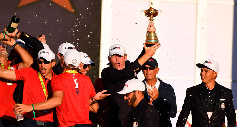 Report: Furyk To Be Named U.S. Ryder Cup Captain