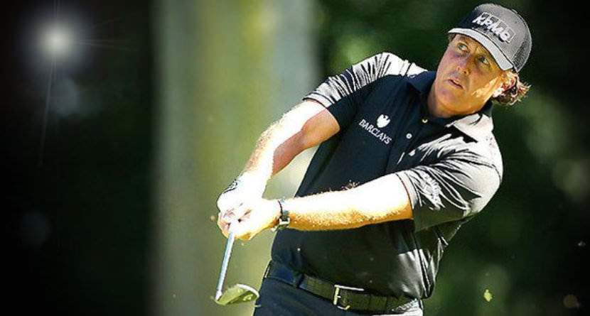 10 Absurd Phil Mickelson Flop Shots
