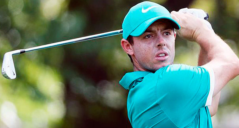 Rory Switching To Callaway Clubs, Titleist Ball