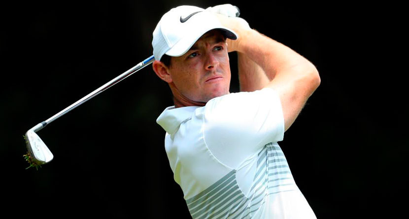 Rory McIlroy Will Undergo MRI For Tweaked Back