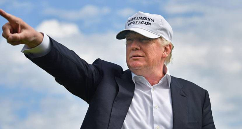 Masters Champ Subject Of Trump Voter Fraud Story