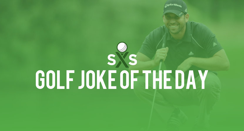 Golf Joke Of The Day: Saturday, June 3rd