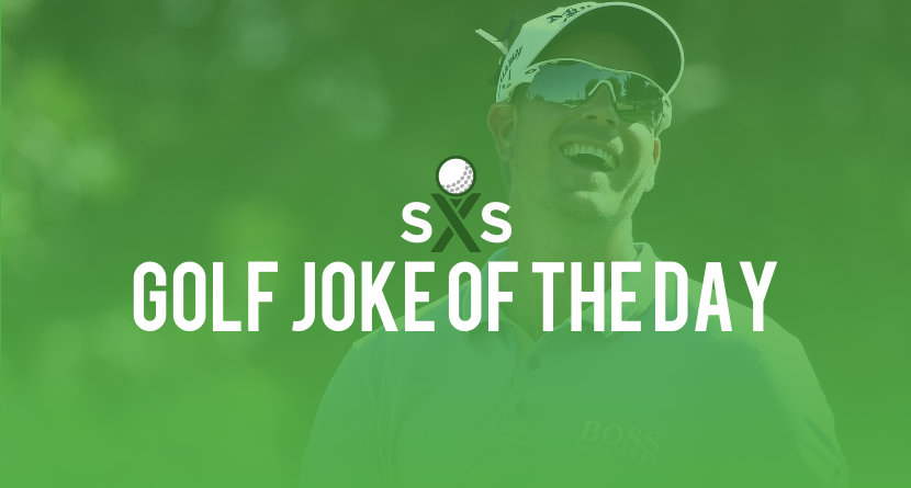 Golf Joke Of The Day: Wednesday, November 29th
