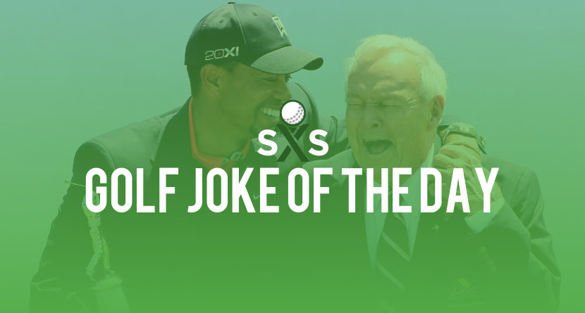 Golf Joke Of The Day: Tuesday, October 10th