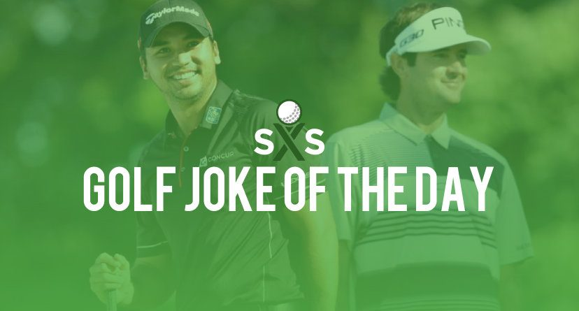 Golf Joke Of The Day: Monday, September 18th