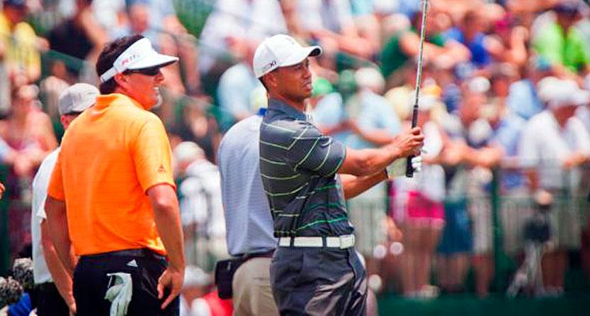 "Pat Perez: ""Tiger Can't Beat Anybody"""