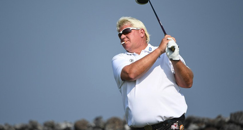 Daly Tosses Putter In The Drink, WDs From Event