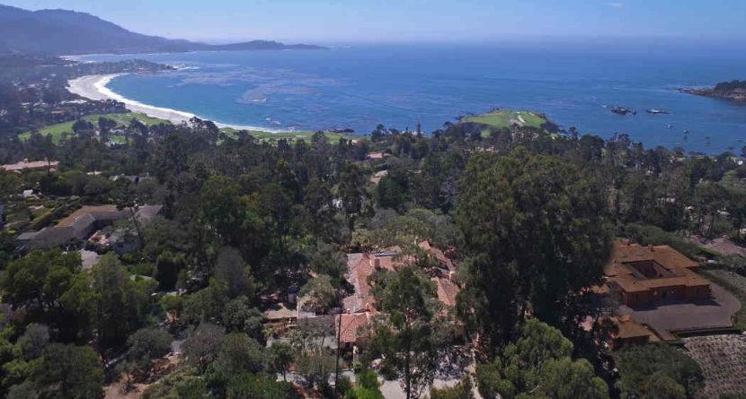 "For Sale: Pebble Beach's ""Hacienda Este Madera"""