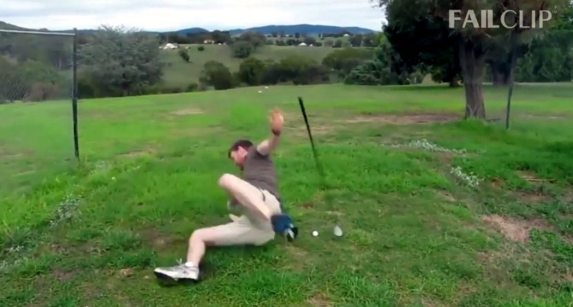 Hilarious Golf Blooper Compilation Video