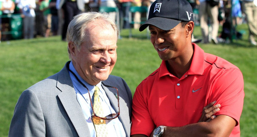 "Jack Nicklaus: Tiger Is A ""Puzzle"""