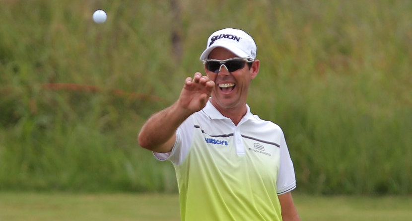 What The Heck Is Jaco Van Zyl Putting With?