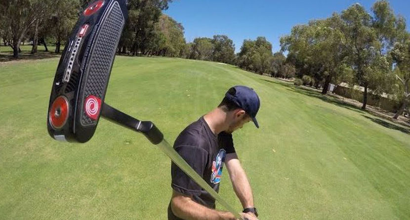 The New World Record For Longest Putt Is Absurd