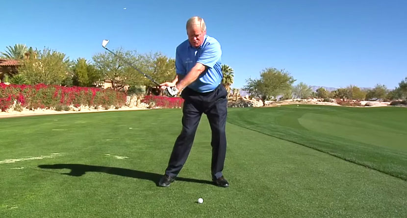Johnny Miller's Most Important Tip For Amateur Golfers