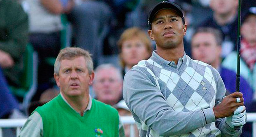 Monty: I Wouldn't Trade Careers With Tiger