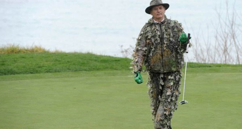 10 Bill Murray Golf Fashion Statements