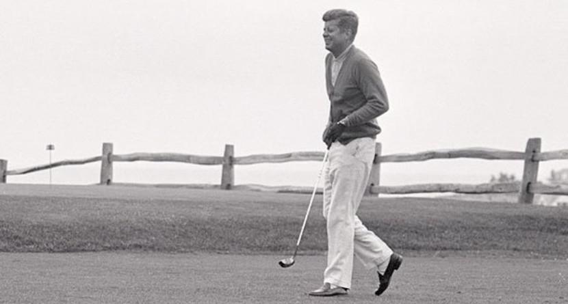 10 Past U.S. Presidential Golfers