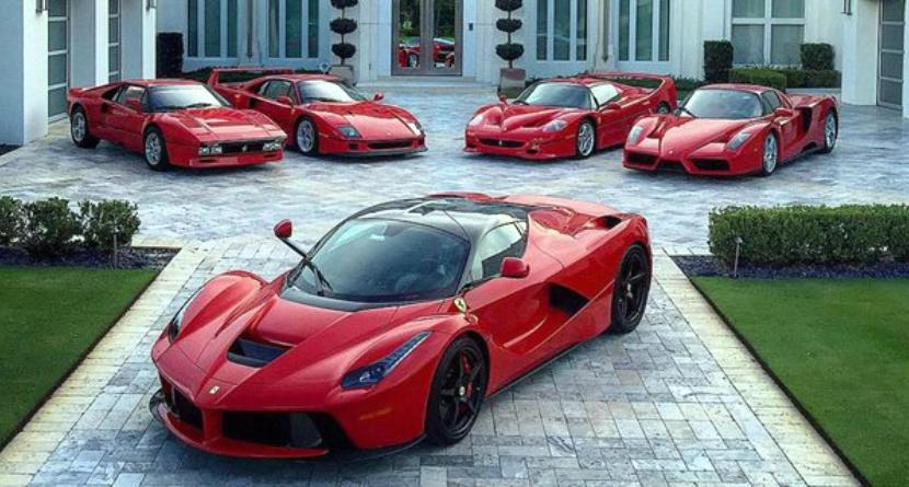 10 Fancy Tour Pro Cars