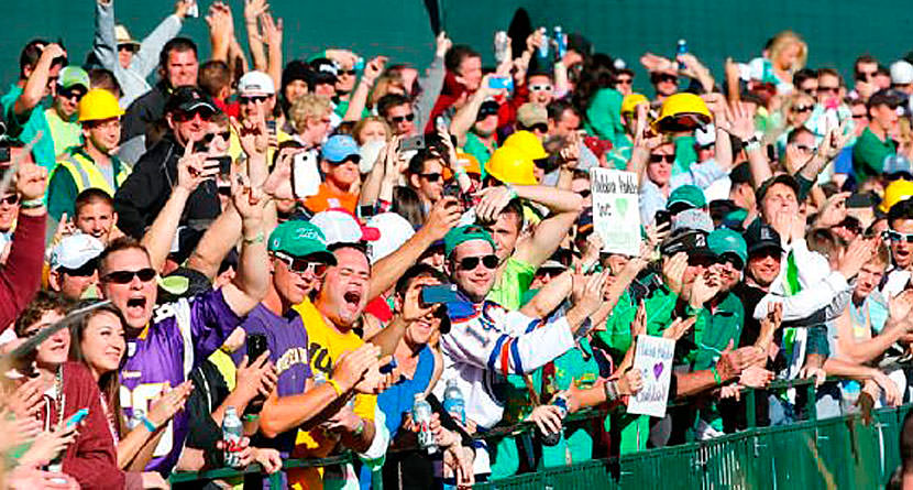 Fan Trades Bleacher Seat Tickets For A Tee Time