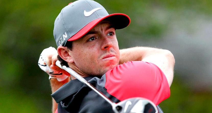 Rory McIlroy Fires Back At Critics