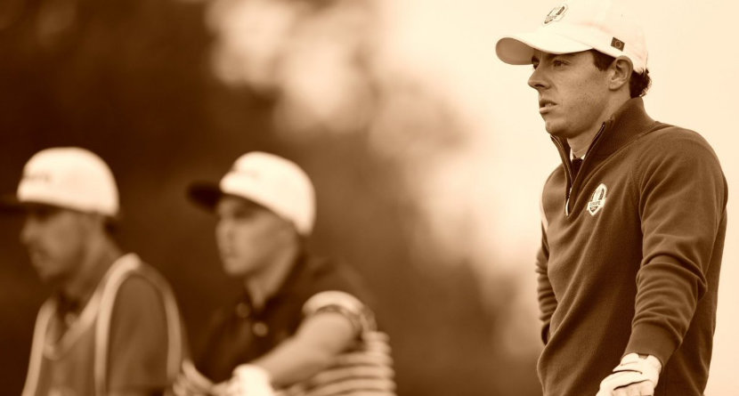 "Rory McIlroy: I Don't ""Need"" Golf Anymore"