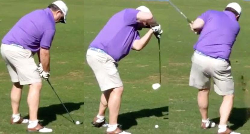 Hilariously Terrible Amateur Swings