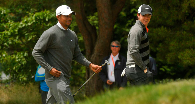 Rory On Tiger: I Felt Sorry For Him
