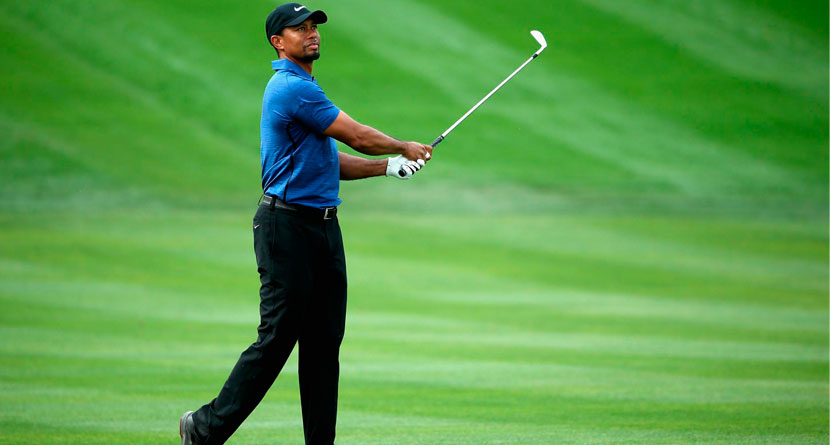 Tiger WDs From Genesis Open And Honda Classic