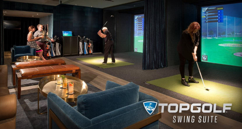 Topgolf Debuts Brand New Swing Suite In Houston
