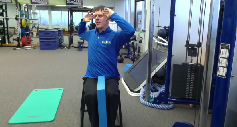 3 Golf Mobility Exercises You Can Do at Home