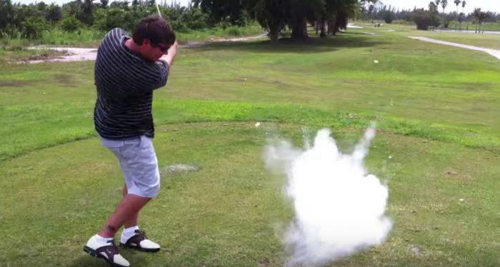 10 Hilarious Golf Pranks