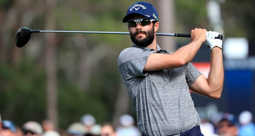 Tools: Hadwin's Winning Clubs At Valspar
