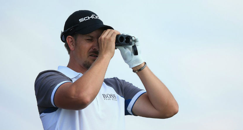 PGA Tour to Begin Testing Rangefinders