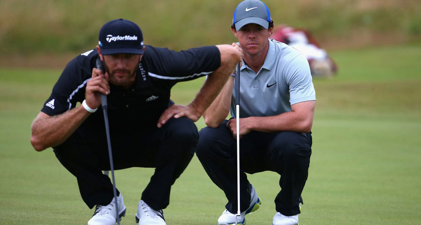 Rory Returns Along with DJ, Spieth, Fowler