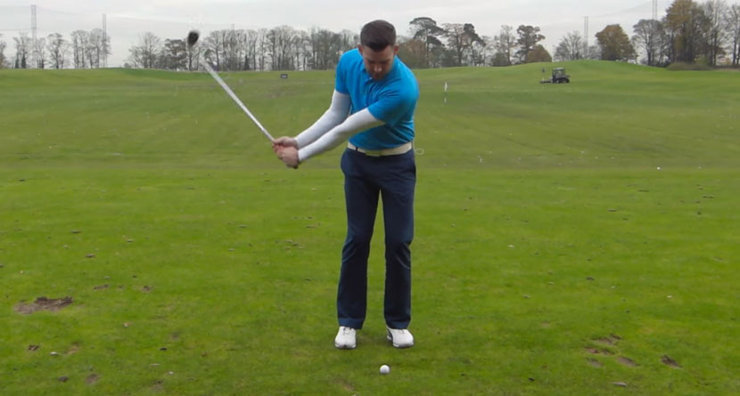 Get Your Pitch Shots to Stop on a Dime