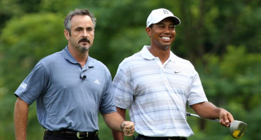 Why Tiger Has Never Been A Guest On Feherty?
