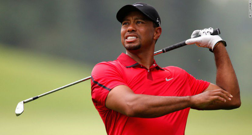 Tiger Announces He Will Not Play 2017 Masters