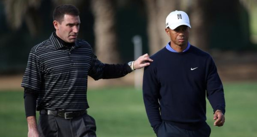 Tiger's Agent Disputes Latest Masters Status Report