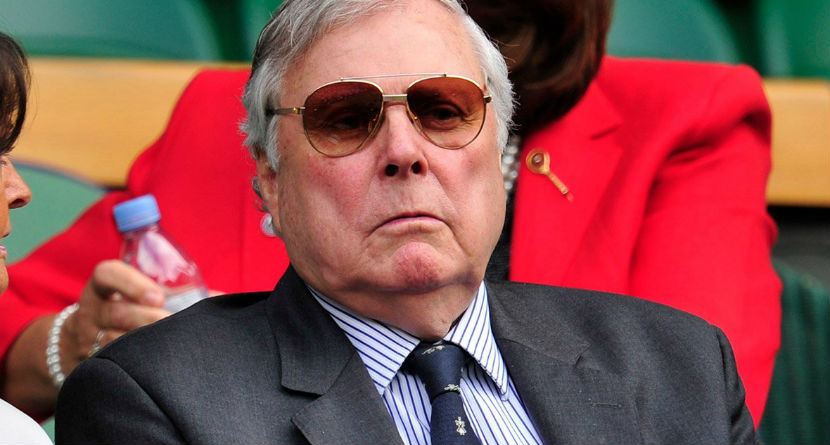 BBC's Peter Alliss at His Best at Masters