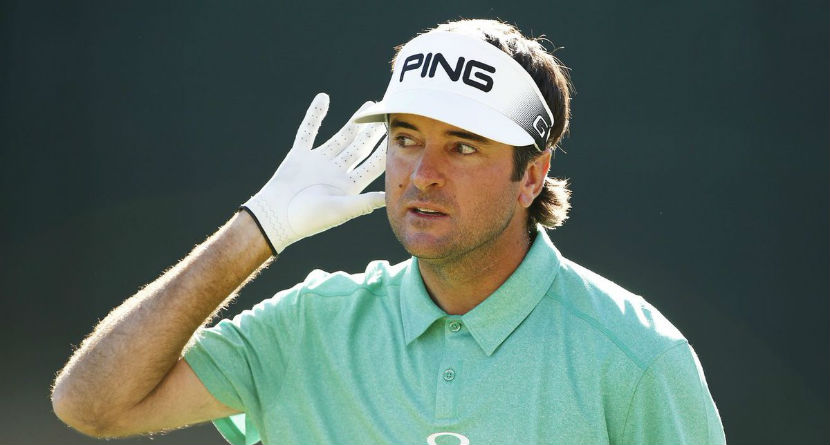 Bubba Watson Apologizes for Bad Joke