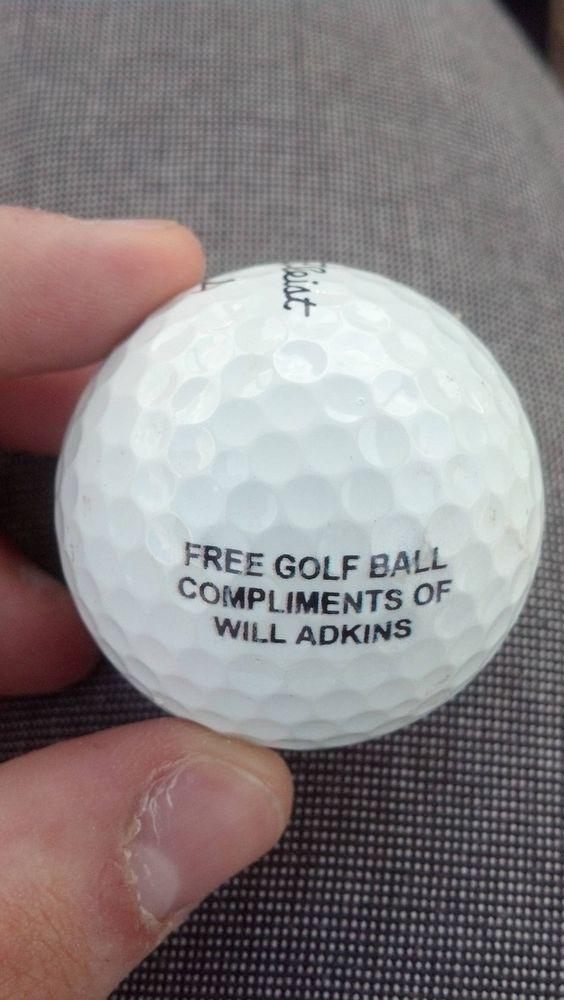 10 Funny Custom Golf Balls Swingu Clubhouse