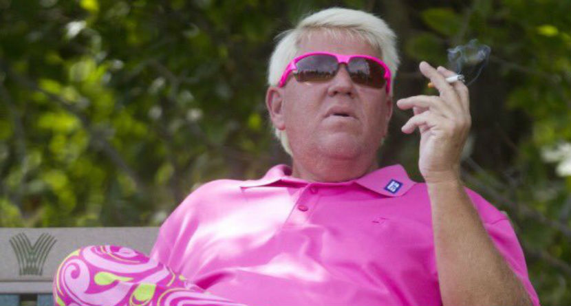 "Daly: ""Donate 50 Grand and I'll Play 36 With You"""