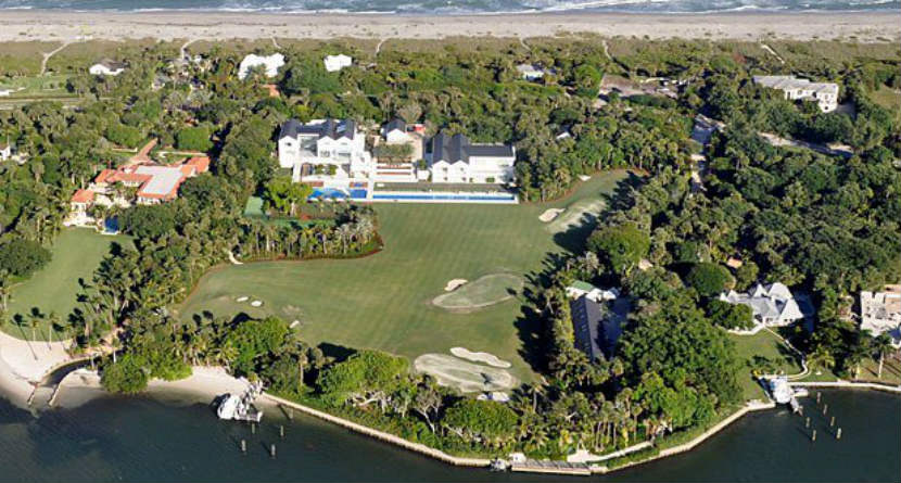 10 Massive Tour Pro Homes