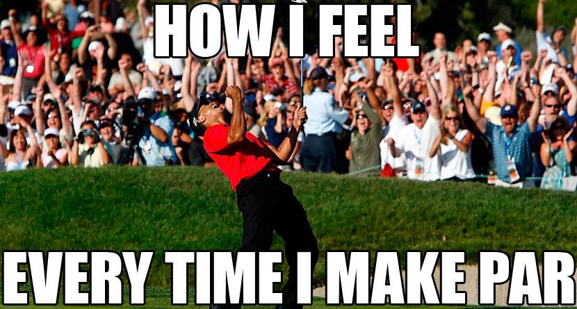 10 Hilarious Golf Memes