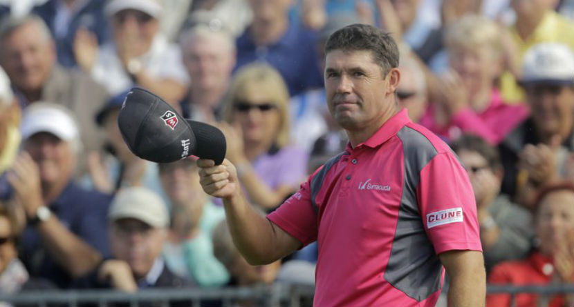 "Padraig Harrington: Sergio ""Was A Very Sore Loser"""