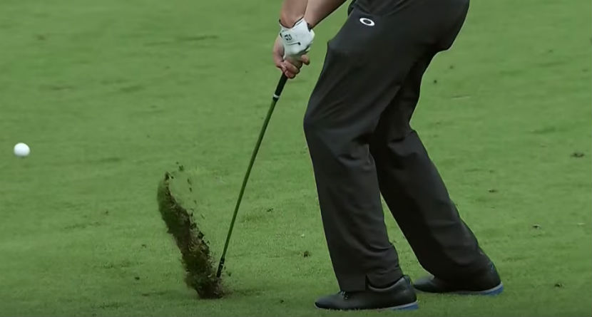 10 Professional-Sized Divots