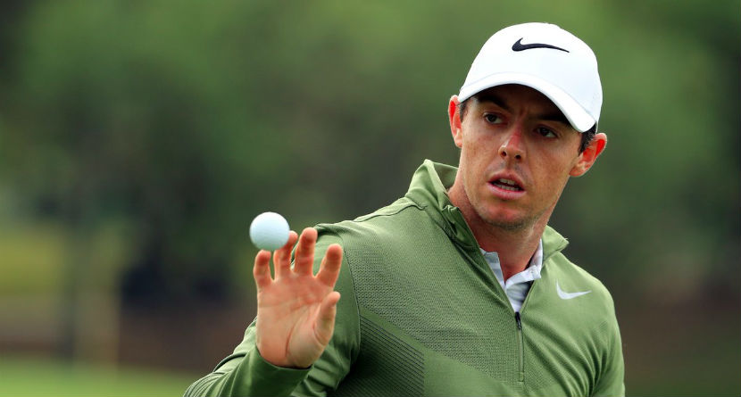 Rory Signs Long-Term Extension With Nike