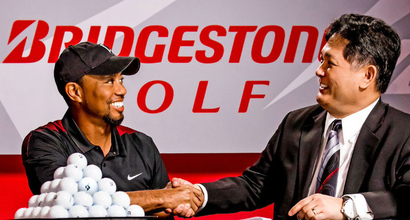Tiger's New Sponsors React To Latest Health Issues